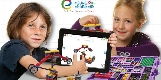 Programas para Escolas Young Engineers